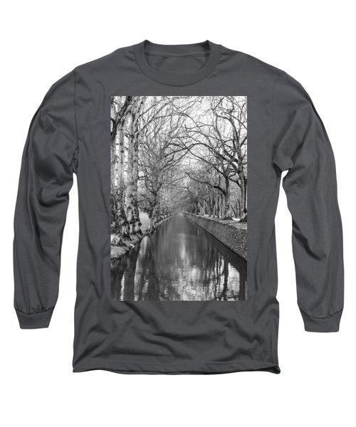 Winter Long Sleeve T-Shirt by Alex Lapidus