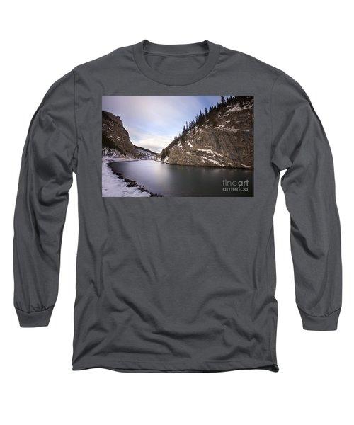 Winter Calm Long Sleeve T-Shirt