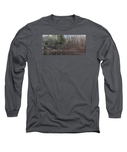 Winter Flight Long Sleeve T-Shirt