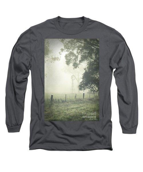 Winter Morning Londrigan 9 Long Sleeve T-Shirt