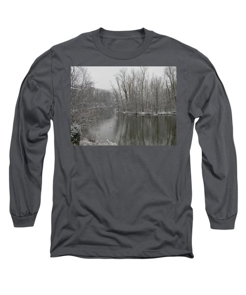 Winter Reflections 1 Long Sleeve T-Shirt