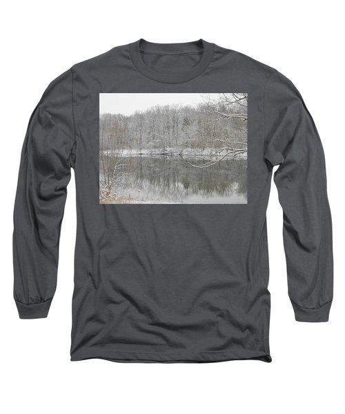 Winter Reflections 2 Long Sleeve T-Shirt