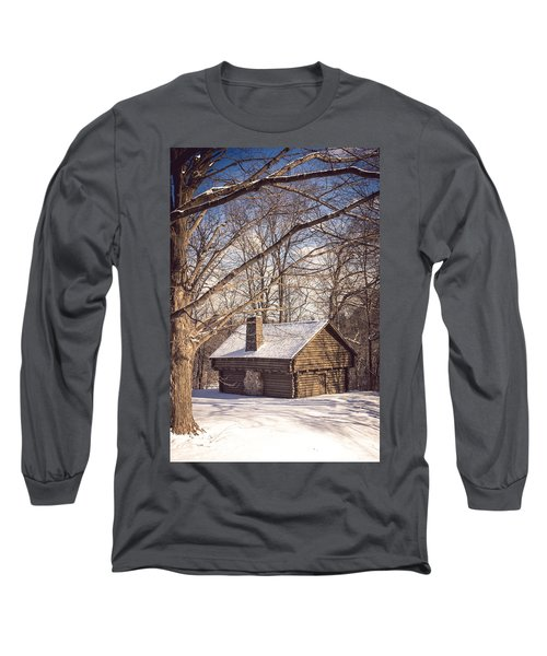 Winter Retreat Long Sleeve T-Shirt