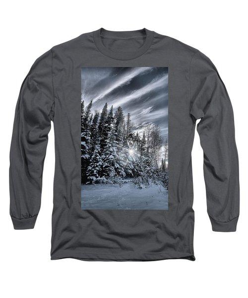 Winter Star Long Sleeve T-Shirt