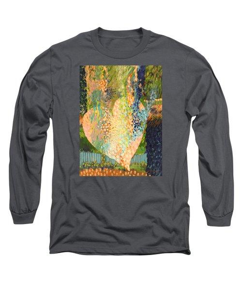 Winter To Spring Long Sleeve T-Shirt by Lynda Hoffman-Snodgrass