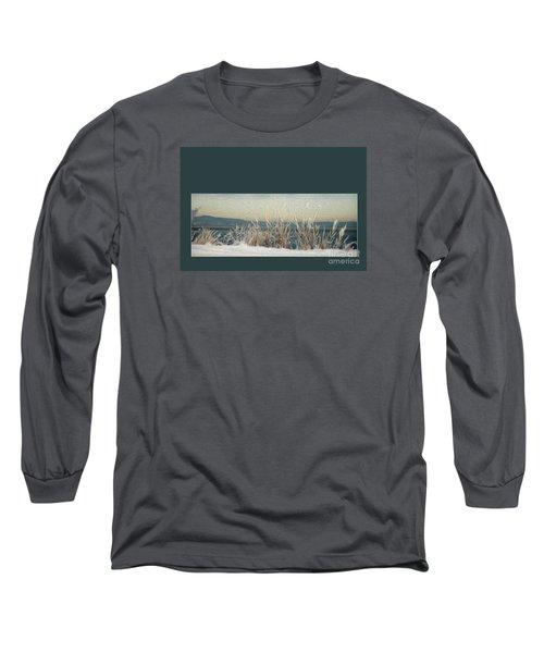 Winter Weeds Long Sleeve T-Shirt