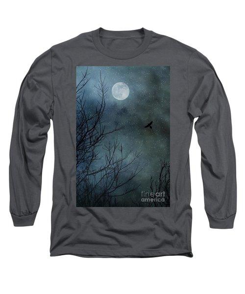 Winter's Silence Long Sleeve T-Shirt