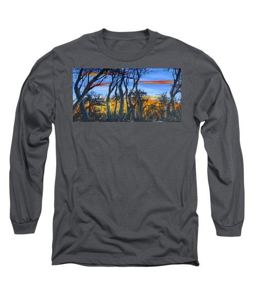 Wisconsin Creek Spooks Long Sleeve T-Shirt