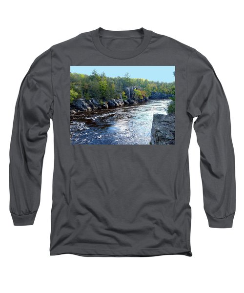 Wisconsin Shores 1 Long Sleeve T-Shirt