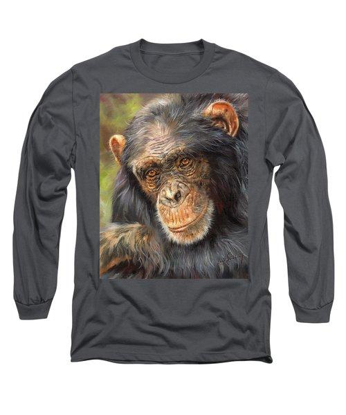 Wise Eyes Long Sleeve T-Shirt