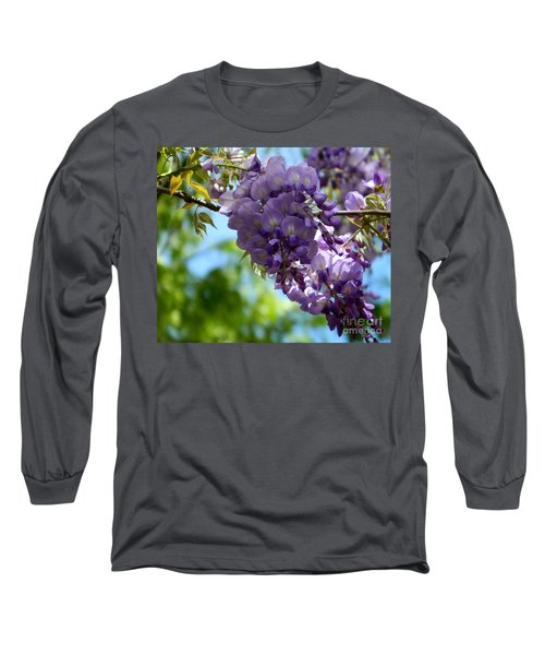 Wisteria Long Sleeve T-Shirt