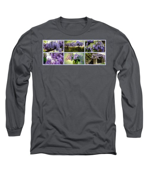 Wisteria Collection Long Sleeve T-Shirt