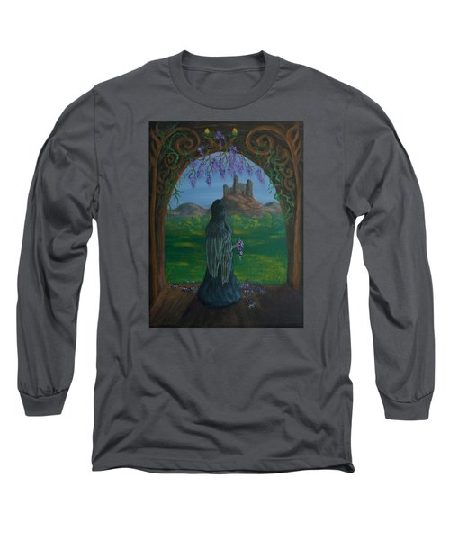 Wistful Long Sleeve T-Shirt