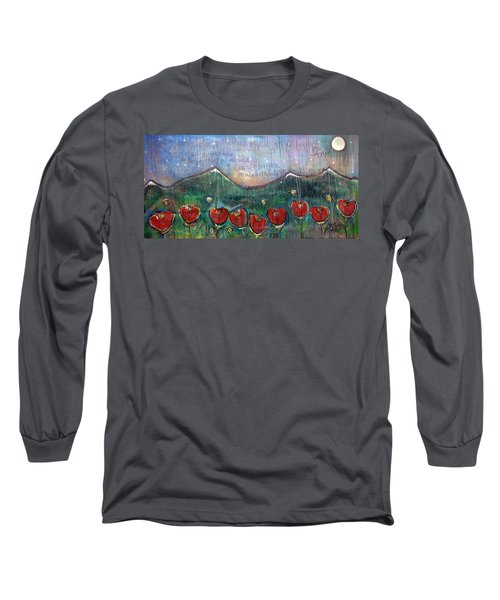 With Or Without You Long Sleeve T-Shirt