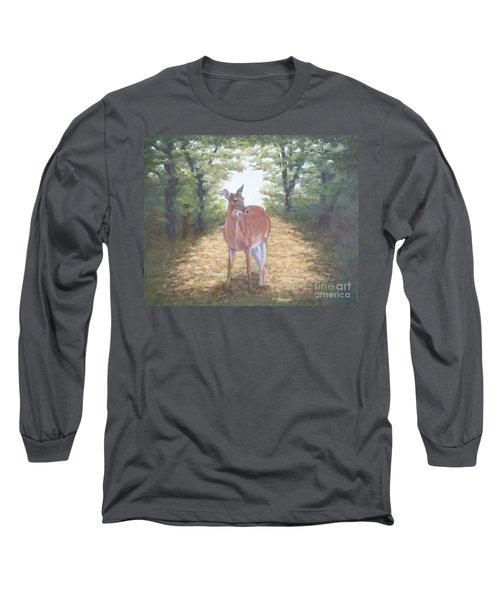 Woodland Encounter Long Sleeve T-Shirt