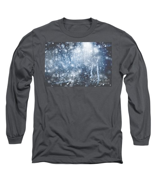 Woodland Wonderland Long Sleeve T-Shirt