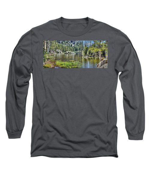 Woods Lake 2 Long Sleeve T-Shirt