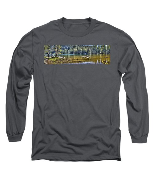 Woods Lake 3 Long Sleeve T-Shirt