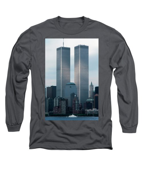 World Trade Center Long Sleeve T-Shirt