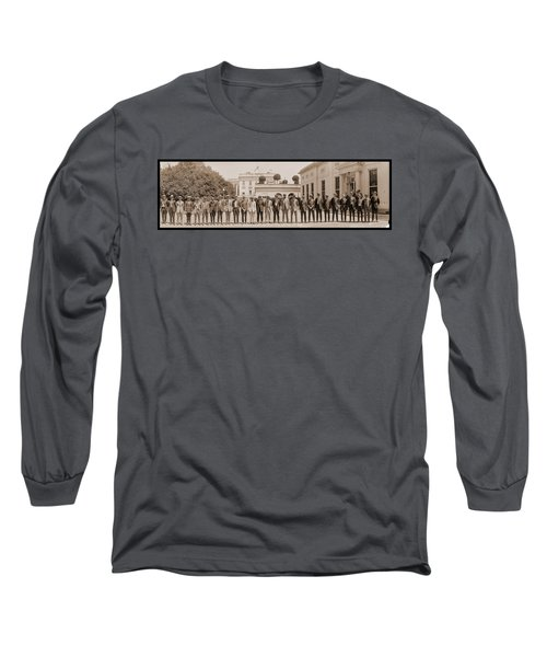 Worlds Champions, Cleveland Base Ball Long Sleeve T-Shirt