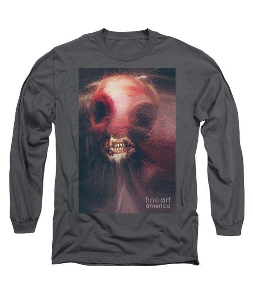 Wraith Of The Monstrous Minotaur Long Sleeve T-Shirt