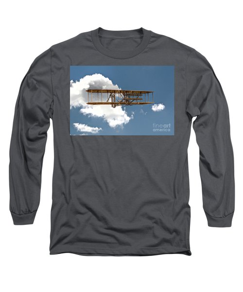 Wright Brothers First Flight Long Sleeve T-Shirt