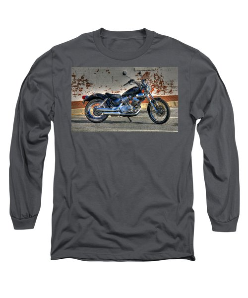 Yamaha Virago 01 Long Sleeve T-Shirt