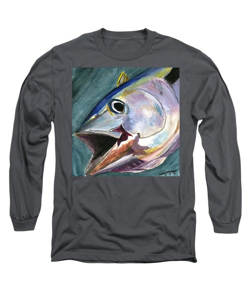 Yellow Fin Long Sleeve T-Shirt