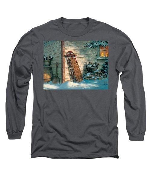 Yesterday's Champioin Long Sleeve T-Shirt