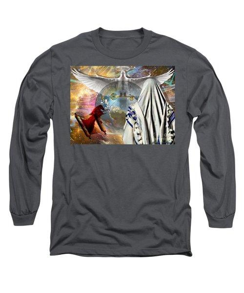 Yhwh Long Sleeve T-Shirt