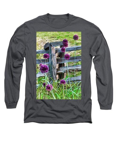 Yorktown Onions Long Sleeve T-Shirt