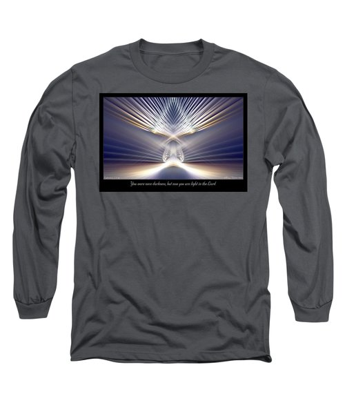 You Are Light Long Sleeve T-Shirt