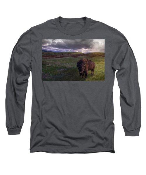 You May Not Pass Long Sleeve T-Shirt