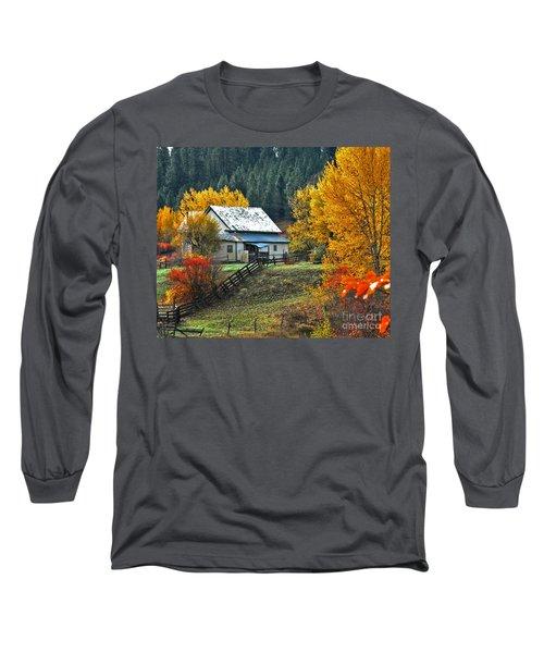 Yourn Barn Long Sleeve T-Shirt