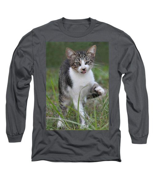 Yuck Long Sleeve T-Shirt