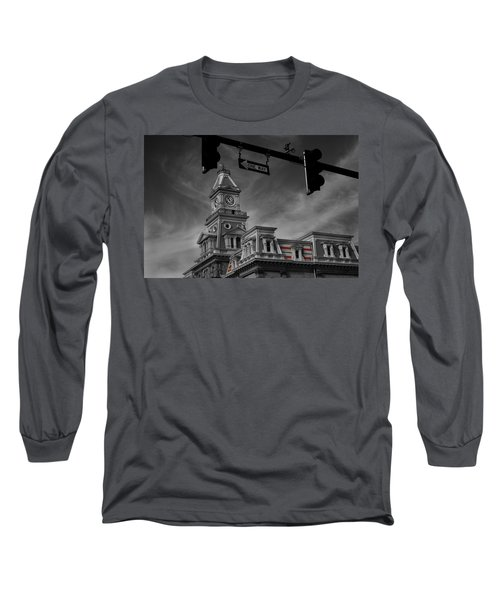 Zanesville Oh Courthouse Long Sleeve T-Shirt