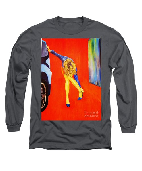 Zapatos 3 Long Sleeve T-Shirt