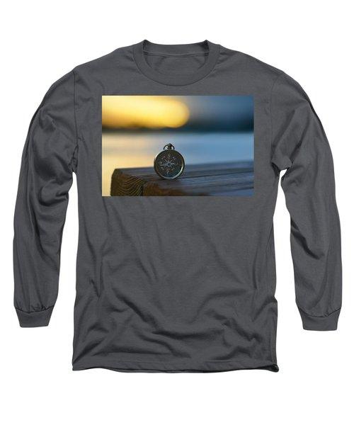 Zen Scape Long Sleeve T-Shirt