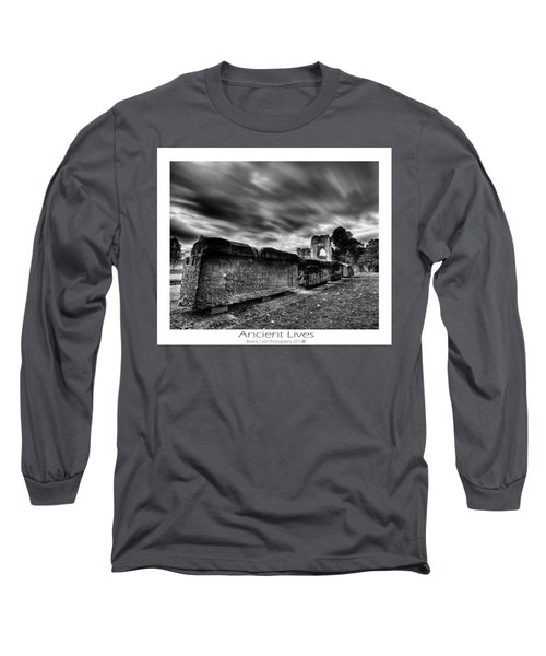 Ancient Lives Long Sleeve T-Shirt