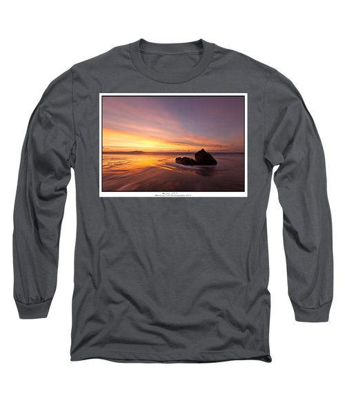Atomic Sunset Long Sleeve T-Shirt