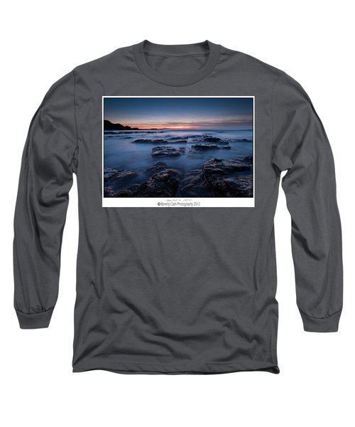 Blue Dusk Long Sleeve T-Shirt