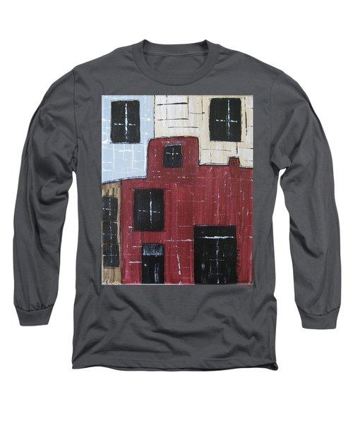 Eureka Springs Arkansas #1 Long Sleeve T-Shirt