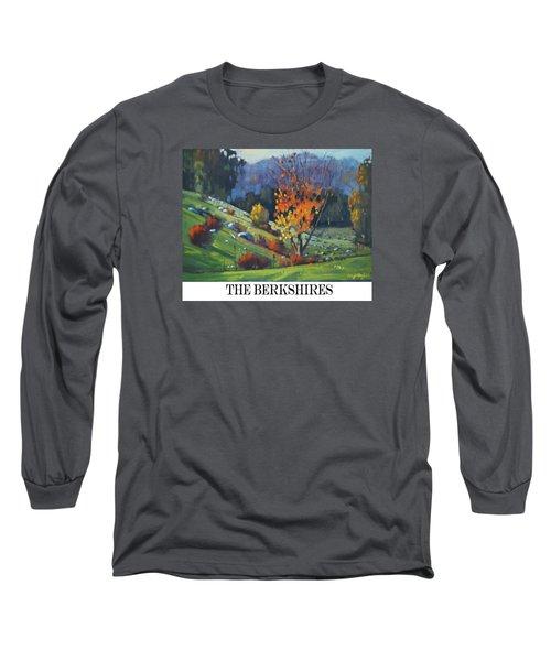 The Berkshires Long Sleeve T-Shirt