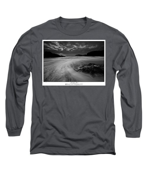 Llanddwyn Island Beach Long Sleeve T-Shirt