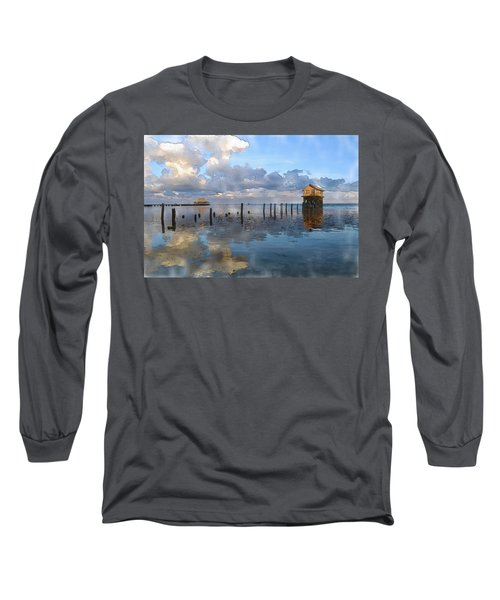 Ambergris Caye Belize Long Sleeve T-Shirt
