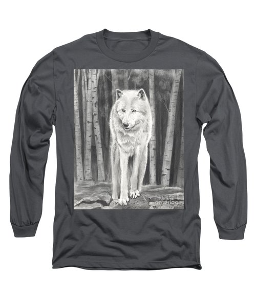 Arctic Wolf Long Sleeve T-Shirt