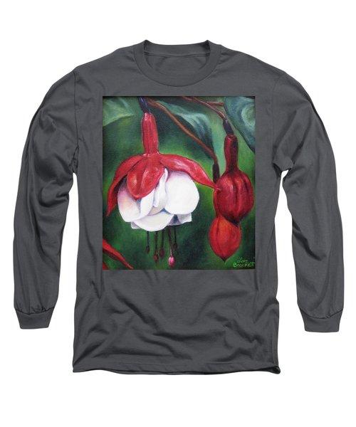 Big Bold And Beautiful Long Sleeve T-Shirt