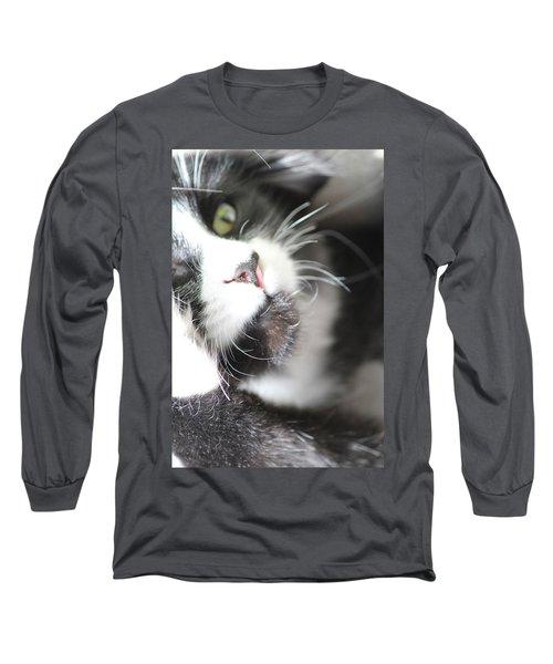 Cat Moment Long Sleeve T-Shirt