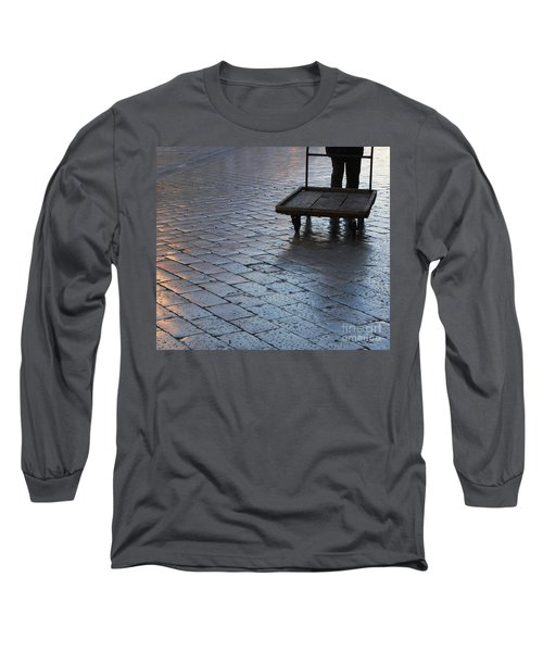 Long Sleeve T-Shirt featuring the photograph Colors Of Light by Andy Prendy