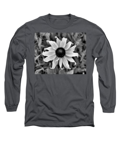 Long Sleeve T-Shirt featuring the photograph Flower by Brian Hughes